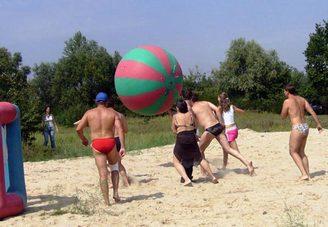Мегабаскетбол на пляже, фото 2