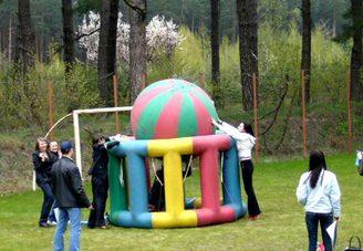 Мегабаскетбол в лесу, фото 2