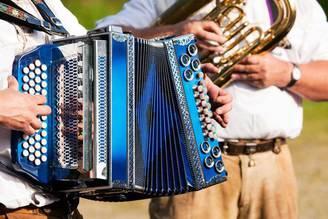 Сочетание аккордеона и саксофона