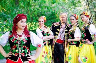 Украинский ансамбля, фото 2