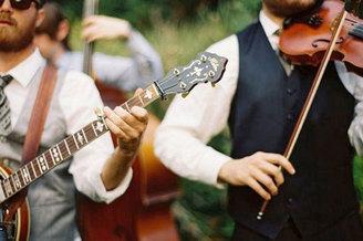 Скрипка, гитара и виолончель