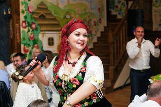 Выступление украинского ансамбля на свадьбе, фото 1