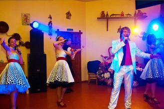 Выступление украинского ансамбля, фото 2