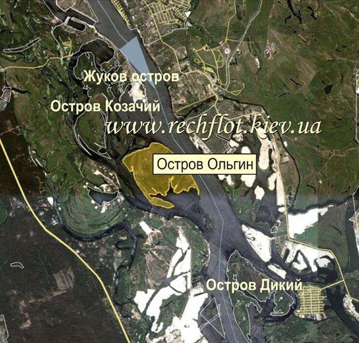 Остров «Ольгин»