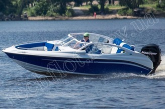 Внешний вид катера Азура-520