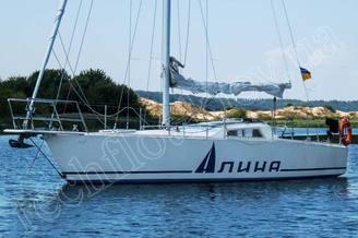 Парусная яхта Алина