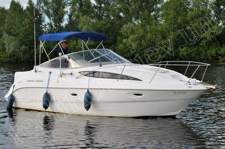 Внешний вид катера Бейлайнер-2655