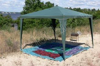 Оборудованное шкипером место для пикника