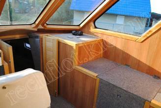 Капитанская рупка теплохода Свой, фото 2