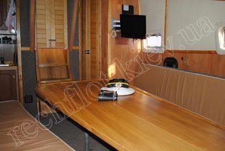 Салон теплохода Свой, фото 3