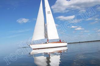 Прогулка на парусной яхте Электра