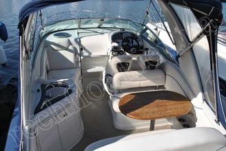 Салон катера Эсекс, фото 2