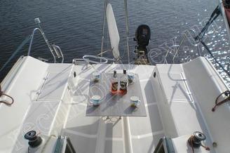 Кокпит парусной яхты Богема