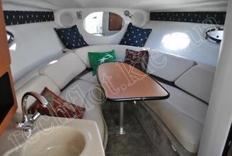 Кают-компания катера Эсекс, фото 1