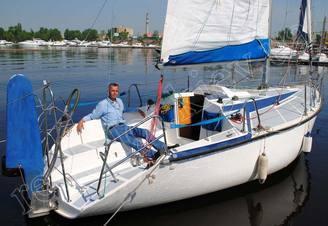 Парусная яхта Дельта