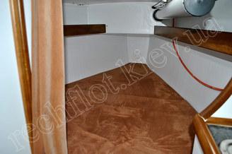Носовая каюта яхты Александра