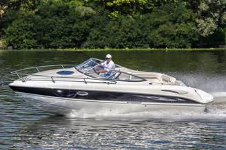 Внешний вид катера Стингрей-250