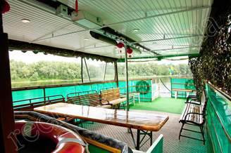 Летняя терраса второй палубы на 20 гостей, фото 3
