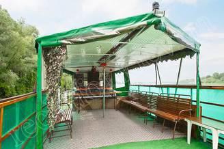 Летняя терраса второй палубы на 20 гостей, фото 1