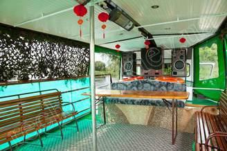 Летняя терраса второй палубы на 20 гостей, фото 2