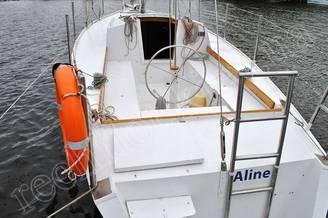 Штурвал яхты Алина
