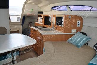 Камбуз катера Бейлайнер-2655
