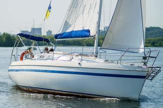 Парусная яхта Пегас
