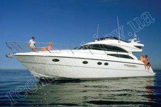 Внешний вид моторной яхты Принцесс-50