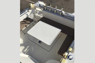Сборочный столик катера Атлантик-660