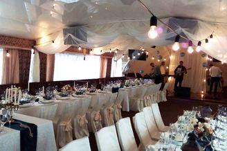 Концертный зал на третьей палубе лайнера De Luxe