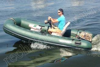 Внешний вид надувной лодки Адамант, фото 2