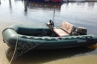 Внешний вид надувной лодки Адамант, фото 3