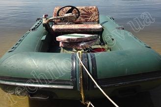 Внешний вид надувной лодки Адамант, фото 4