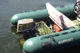 Внешний вид надувной лодки Адамант, фото 5