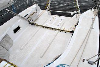 Кокпит яхты Александра