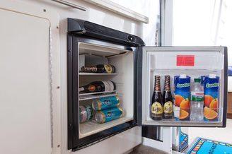 Холодильник на теплоходе Пати-Круизер