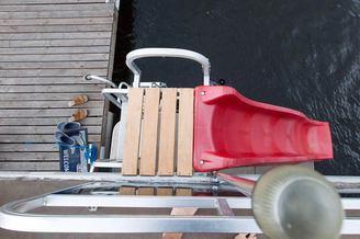 Горка на теплоходе Пати-Круизер, фото 1
