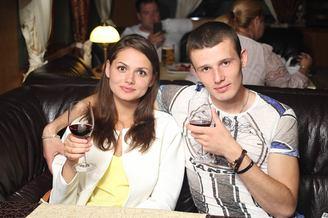 Гости на лайнере De Luxe