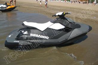 Водный скутер Bombardier Spark, фото 6