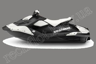 Водный скутер Bombardier Spark, фото 8