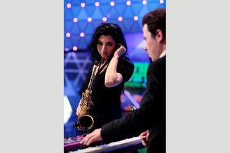 Саксофонистка, фото 2