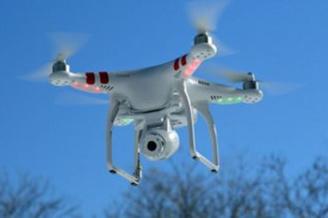 Видео- и фото с дрона