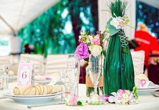 Тематическая свадьба в стиле прованс