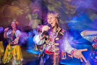 Вокалист украинского ансамбля, фото 1