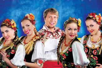 Украинский ансамбль