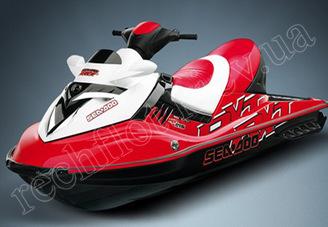 Внешний вид водного мотоцикла Бомбардье, фото 2