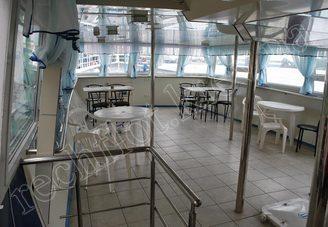 Салон первой палубы теплохода Риверест, фото 2