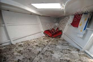 В каюте парусной яхты Борей