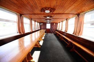 Салон второй палубы теплохода Резон, фото 3