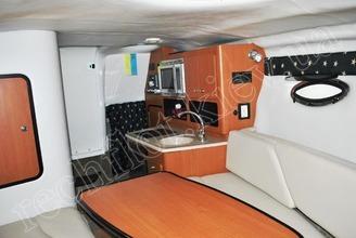 Камбуз катера Эсекс, фото 1